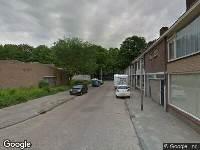 112 melding Ambulance naar Karmelietenstraat in Tilburg