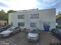 112 melding Besteld ambulance vervoer naar Standerdmolen in Amsterdam