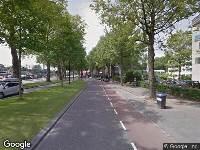112 melding Ambulance naar Burgemeester de Raadtsingel in Dordrecht