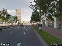 112 melding Ambulance naar Weena in Rotterdam