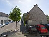 112 melding Ambulance naar Ronner-Knipstraat in Leiden