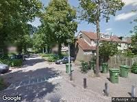 112 melding Brandweer naar Valeriaanstraat in Almere