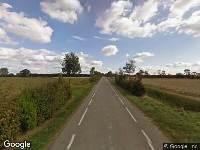 112 melding Politie naar Zwinweg in Ellewoutsdijk vanwege letsel