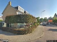 112 melding Ambulance naar Heemraadslaan in Bodegraven