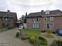 112 melding Ambulance naar Hellebaard in Hilvarenbeek