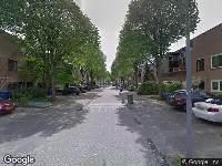 112 melding Ambulance naar Vaasahof in Rotterdam