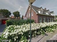 112 melding Ambulance naar Akkerstraat in Liempde