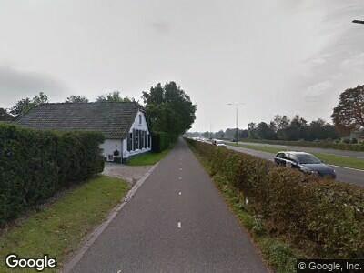 Brandweer naar Bunschoterstraat in Hoogland vanwege voertuigbrand