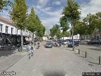 112 melding Ambulance naar Heuvel in Oosterhout