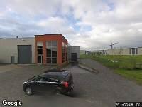 112 melding Brandweer naar Hanzeweg in Hasselt vanwege waarnemen gaslucht