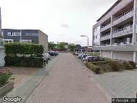 112 melding Ambulance naar Olststraat in Tilburg