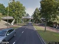 112 melding Ambulance naar Rompertsebaan in 's-Hertogenbosch