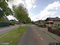 112 melding Ambulance naar Langelaar in Teteringen