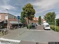 Politie naar Prins Hendrikstraat in Breda vanwege letsel