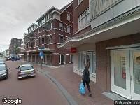 112 melding Ambulance naar Damplein in Leidschendam