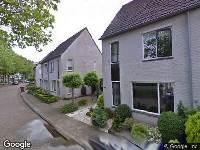 112 melding Ambulance naar David 't Kindtstraat in Breda