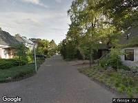 112 melding Ambulance naar Hippocrateslaan in Eindhoven