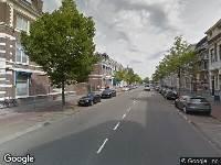 Ambulance naar Wilhelminastraat in Haarlem