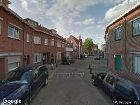 112 melding Politie naar Jan de Rijpstraat in Tilburg vanwege letsel