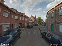112 melding Ambulance naar Jan de Rijpstraat in Tilburg