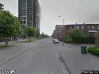 Ambulance naar Sliedrechtstraat in Rotterdam