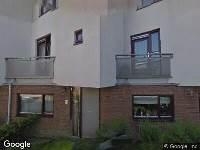 112 melding Ambulance naar Dijkgraaf in Alphen aan den Rijn