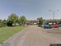 112 melding Ambulance naar Calandstraat in Breda