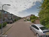 112 melding Ambulance naar De Ruijt in Rijswijk
