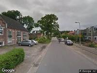 112 melding Politie naar Dorpsstraat in Zwolle vanwege beknelling