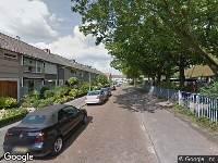 Ambulance naar Weerdesteinstraat in Breda