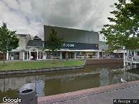 112 melding Brandweer naar Gedempte Gracht in Zaandam