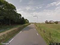 Ambulance naar Slaperdijkweg in Haarlem