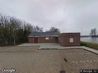 112 melding Ambulance naar Sluisweg in Hoogkarspel vanwege ongeval met letsel