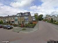 Brandweer naar Van Reeslaan in Nieuwegein vanwege reanimatie