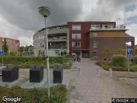112 melding Brandweer naar Karel van Manderhof in Uithoorn vanwege brand