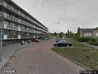 112 melding Brandweer naar Jacob Marisstraat in Papendrecht vanwege waarnemen gaslucht