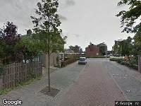 112 melding Ambulance naar Adama van Scheltemastraat in Wormerveer
