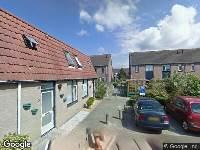 112 melding Ambulance naar Anna Bijnskade in Leiden