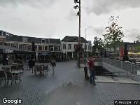 112 melding Ambulance naar Markt in Oosterhout