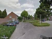 112 melding Brandweer naar Chrysantstraat in Weert vanwege afhijsen patient