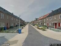 112 melding Brandweer naar Cleyndertstraat in Zwolle