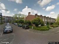 112 melding Ambulance naar David Klemanlaan in Voorburg