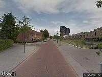 112 melding Ambulance naar Talmastraat in Breda