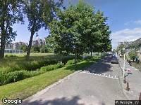 112 melding Ambulance naar Joke Smitstraat in Leiden