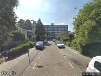 112 melding Besteld ambulance vervoer naar Markerstraat in Amstelveen