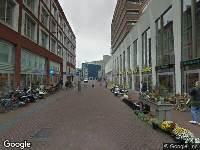 112 melding Brandweer naar Achterom in Dordrecht vanwege brand