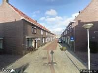 112 melding Brandweer naar Klaas Benninkstraat in Genemuiden vanwege wateroverlast