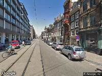 112 melding Brandweer naar Kerkstraat in Amsterdam vanwege brand