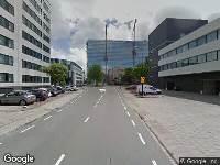 112 melding Brandweer naar De Bruyn Kopsstraat in Rijswijk vanwege een liftopsluiting