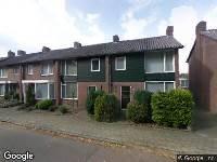 112 melding Ambulance naar Dwarsstraat in Geldrop